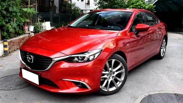В кінці жовтня до дилерів надійде рестайлінгова Mazda 6