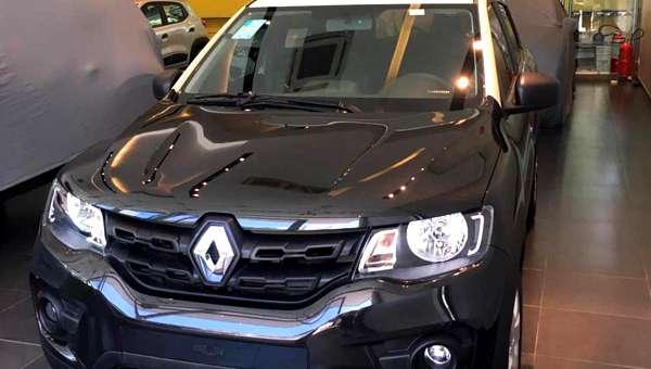 Бюджетний кросовер Renault Kwid отримав двобарвне забарвлення