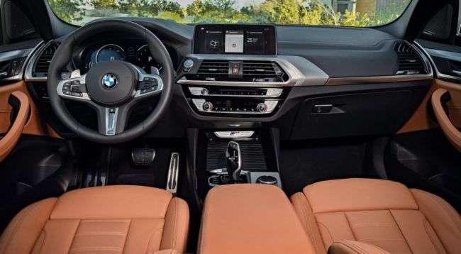 Третє покоління кросовера BMW X3 представлено офіційно