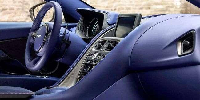 Спорткар Aston Martin DB11 отримав 4,0-літровий двигун Mercedes-AMG
