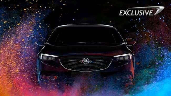 У Німеччині почався прийом замовлень на флагманський Opel Insignia Country Tourer – названі ціни