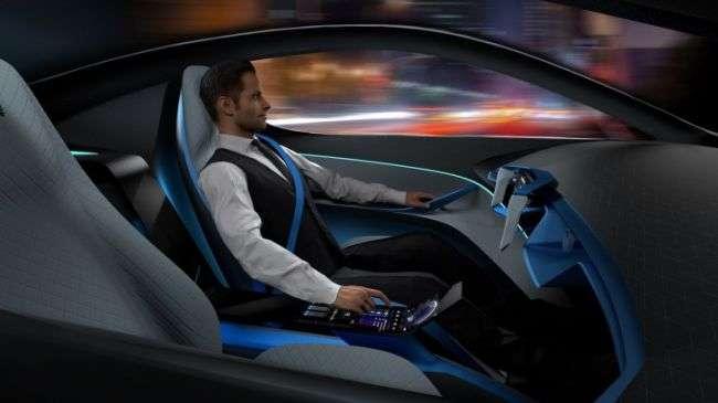 Представлений новий цифровий концепт-кар спортивного Maserati (фото)