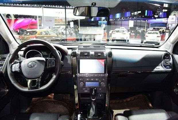 Huanghai почав продажі флагманського пікапа N3в Китаї