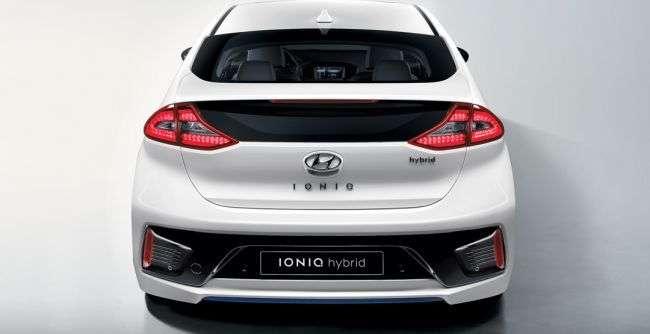 Гібридний Hyundai Ioniq отримав британський цінник