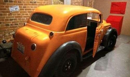 Оригінальний Opel 1938 року випуску виставлений на продаж жителем Омська