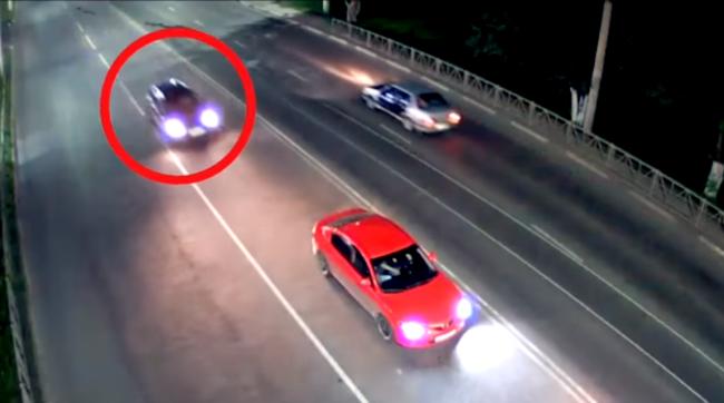 Страшне масове ДТП сталося на Московському шосе в Рязані з вини пяного водія