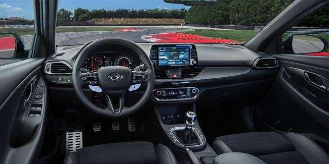Hyundai офіційно представила перший в N-лінійці хот-хетч Hyundai i30