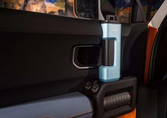 Toyota показала концепт-кар кросовера FT-4X