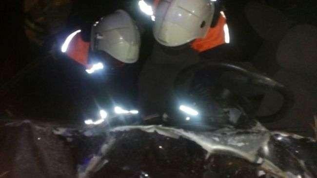 У лобовому ДТП на трасі в Татарстані загинули три людини: фото