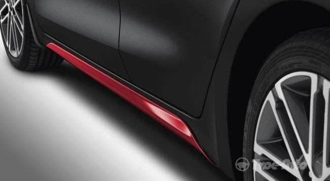 Новий Kia Rio отримав нову спецверсію Pulse