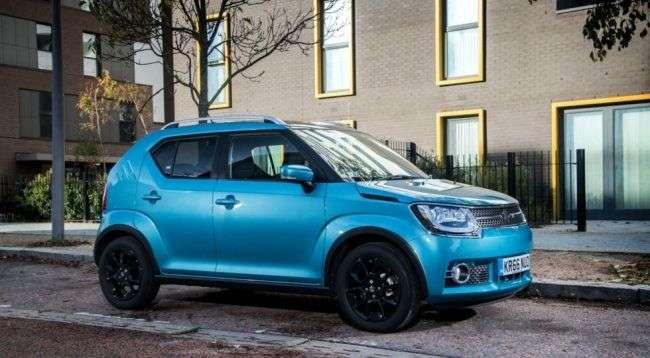 Suzuki до кінця року може привезти в Росію дві бюджетні моделі