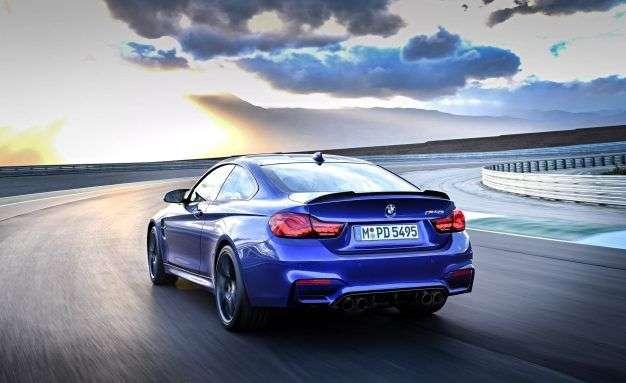 BMW анонсувала випуск найпотужнішої версії седана M3 CS
