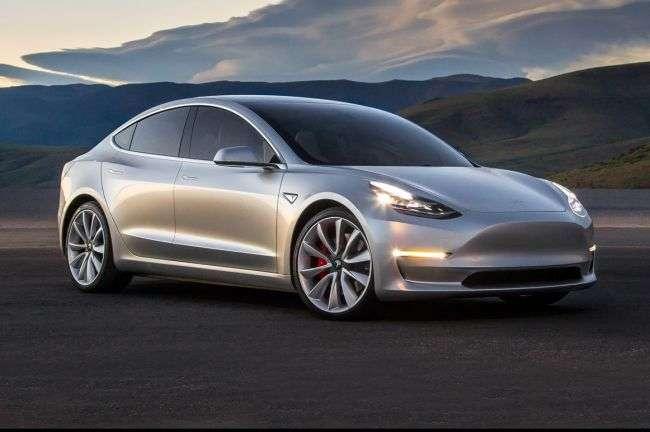 Найдешевший Tesla Model S зняли з виробництва через нового Model 3