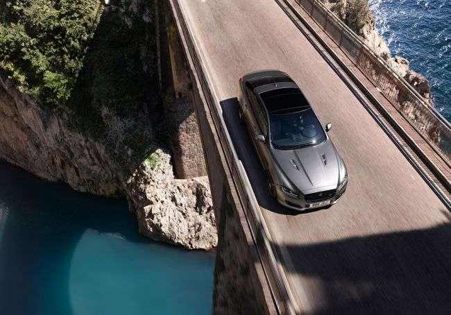 575-сильний седан Jaguar Xjr575 представили офіційно