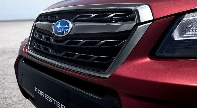 Стартував прийом замовлень на нову спецверсію Subaru Forester