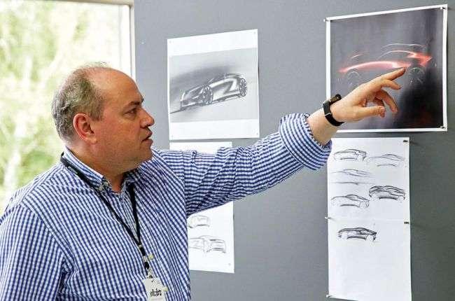 Офіційні рендери нового Mazda RX-9 опублікували в Мережі