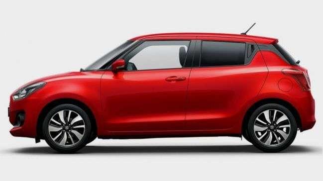 Suzuki може відновити продажі компактного Suzuki Swift