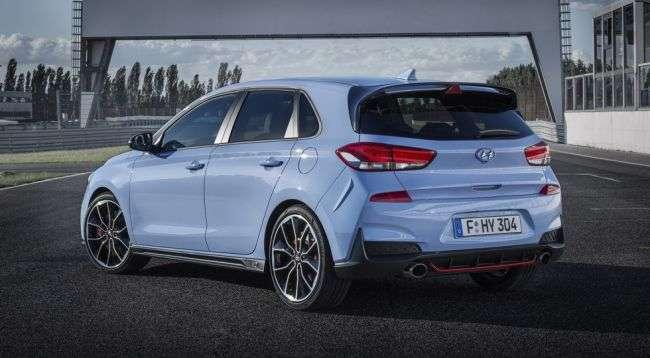 Найдорожчу версію «зарядженого» Hyundai i30 N продали за 2 дні