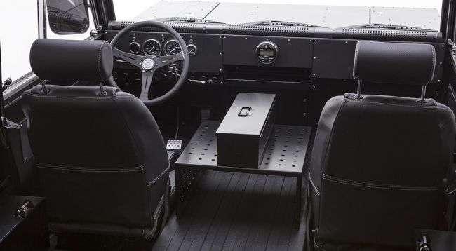Bollinger B1: представлений унікальний електричний пікап