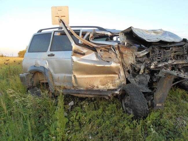 14-річний підліток загинув у «пяному» ДТП на трасі в Тюменській області