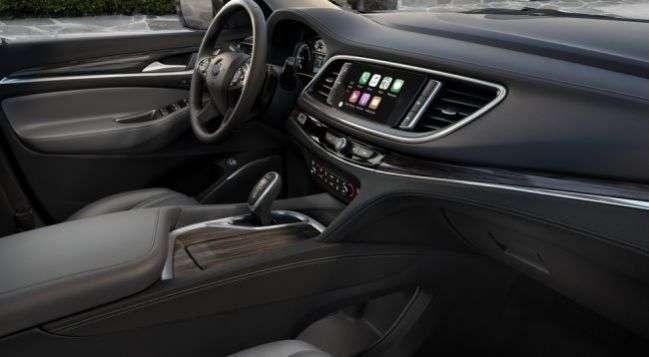 Продажі нового кросовера Buick Enclave 2018 почнуться цього літа