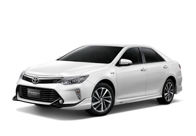 Toyota представила оновлену «спортивну» версію Camry