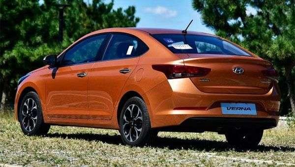 Нова версія Hyundai Solaris отримала новий дизельний двигун