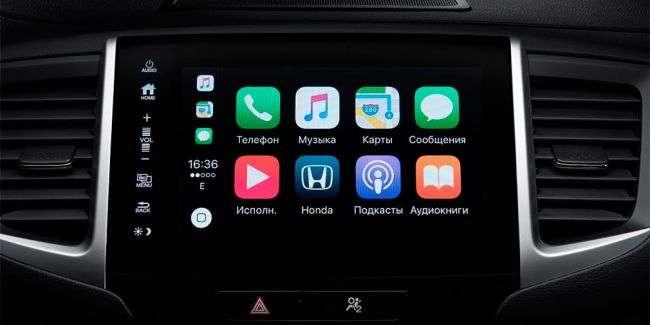 Honda представила оновлений Pilot для ринку Росії