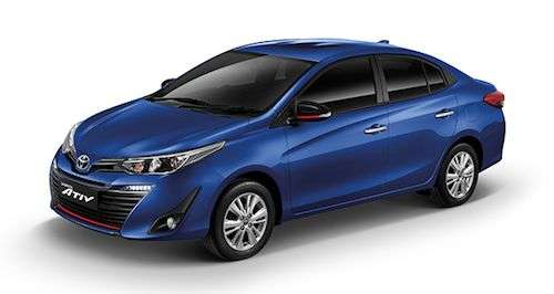 Toyota назвала ціни на новий Yaris Ativ для Таїланду