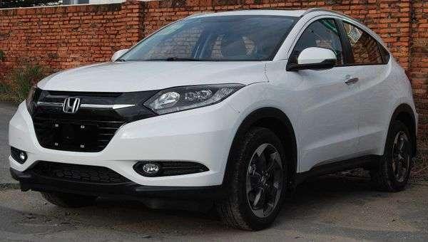 Продажу рейсталингового Honda HR-V розпочнуться 10 вересня