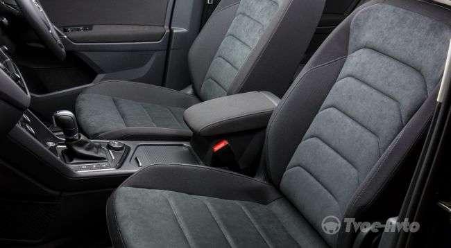 Нову версію отримав кросовер Volkswagen Tiguan в Австралії