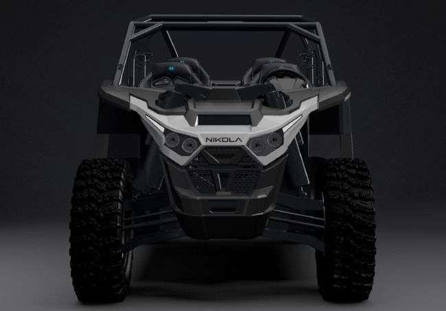 Nikola Motors готує 555-сильний електричний всюдихід