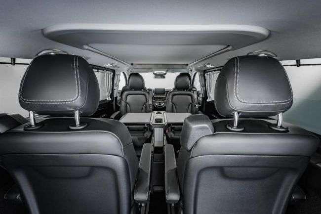 Mercedes-Benz презентує «будинок на колесах» Marco Polo HORIZON