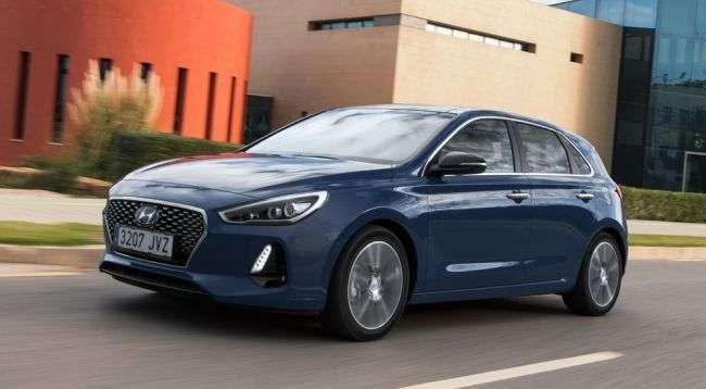 В Мережі опублікували ціни на новий Hyundai i30 для Росії