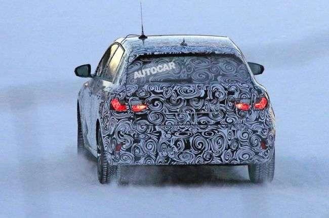Нове покоління Audi A1 буде найшвидшим хетчбеком бренду