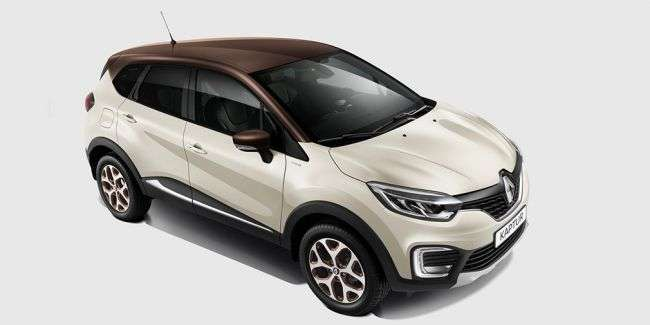 Кросовер Renault Kaptur отримав нову Extreme-версію