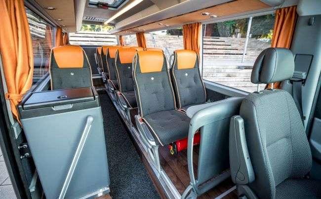 Мікроавтобус Sprinter отримав ексклюзивну версію
