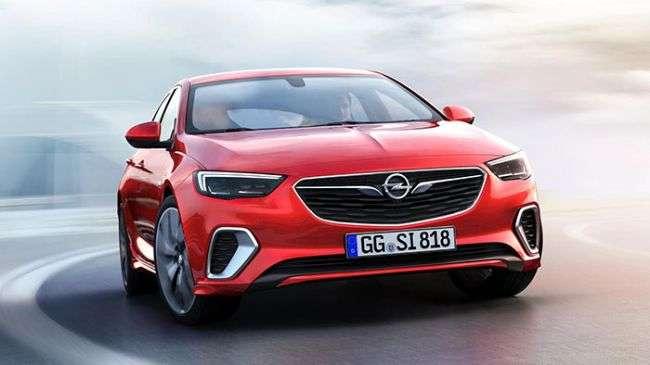Марка Opel покаже у Франкфурті нові моделі Insignia GSI і Grandland X