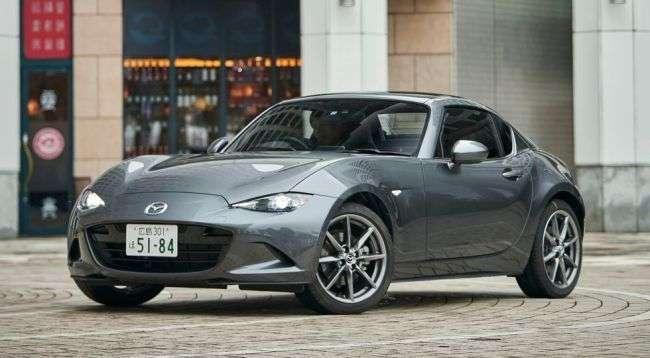 У Мережі оприлюднені рендери концепту Mazda MX-5 Miata