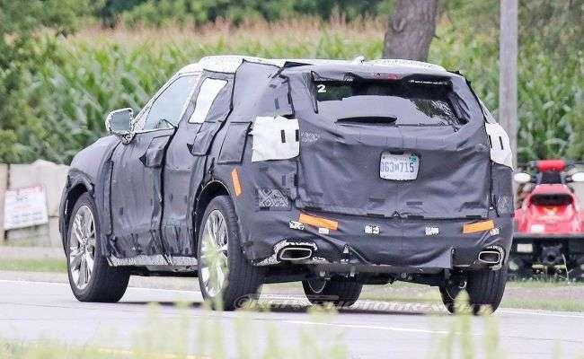Chevrolet випустить кросовер Blazer в наступному році