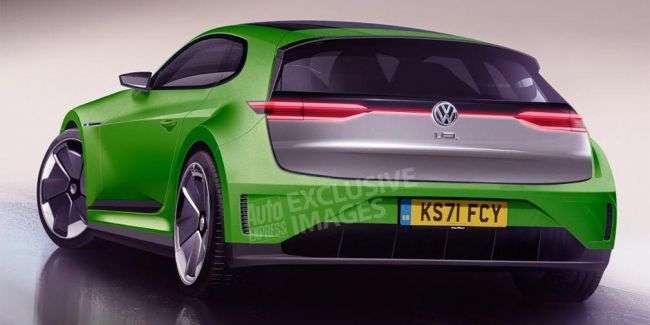 Volkswagen перетворить Scirocco в 300-сильне купе з електромотором