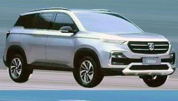 Китайський «вбивця» Hyundai Creta отримав нову версію