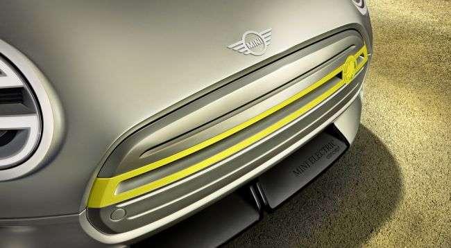 MINI розсекретила новий електрокар MINI Electric Concept