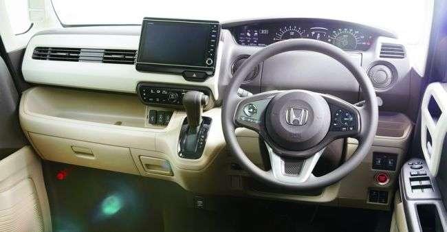 Honda представила новий автомобіль Honda N-Box Kei
