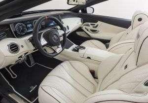 Ательє Brabus представило найшвидший у світі кабріолет