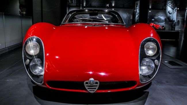 Alfa Romeo 33 Stradale в 2017 році відзначає 50-річний ювілей