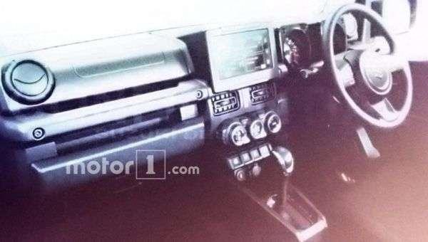 Новий Suzuki Jimny 2018 з попередником помічений на тестах