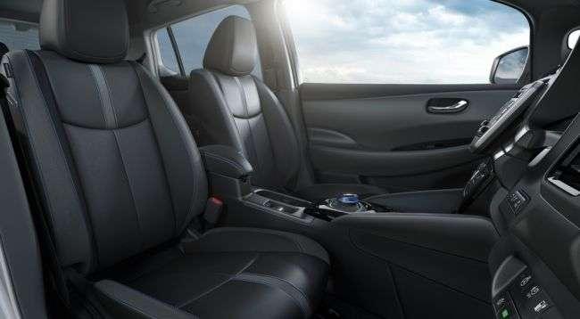 Nissan представив нове покоління електромобіля «Leaf»