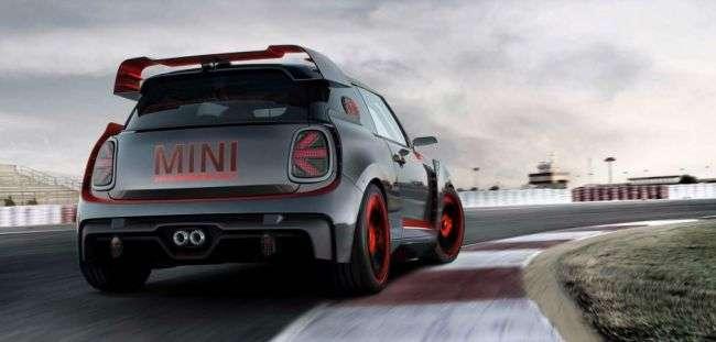 Mini покаже на автосалоні у Франкфурті екстравагантний спорткар