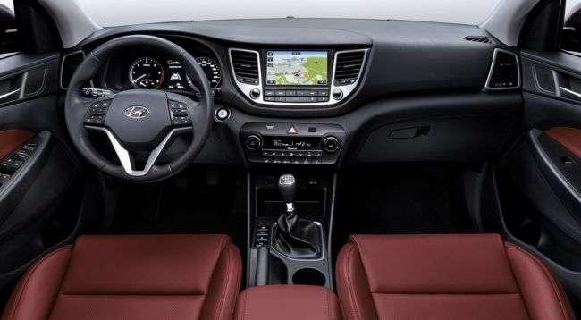 Кросовер Hyundai Tucson в РФ отримав доступну комплектацію — Active